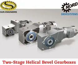 Helical Bevel Gearbox/ Helical Bevel Gearbox