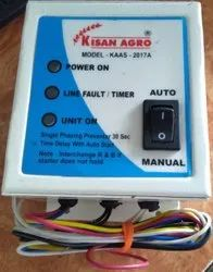Three Phase DOL Auto Switch 0.5 to 7.5 HP