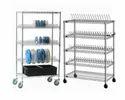 SMT Reel Storage Trolley ( 1215x457x1500mm),