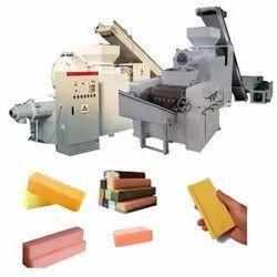 Semi Automatic Laundry Soap Making Machine