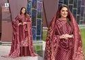 Ladies Designer Velvet Salwar Suit