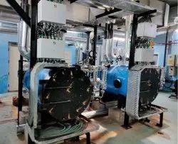 Coal Fired 2000 Kg/hr Steam Boiler, IBR Approved
