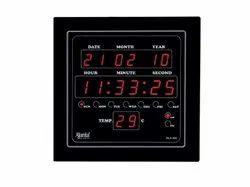 1080 pin hole Wall Clock With Night Vision Hidden Camra