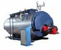 Oil & Gas Fired 1000 KG/HR Steam Boiler, IBR Approved