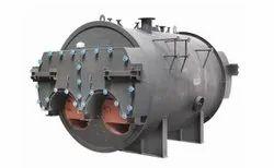 Wood Fired 300 Kg/hr Steam Boiler, Non IBR