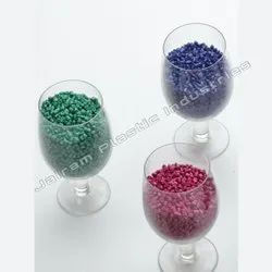 Blue Polypropylene Granules
