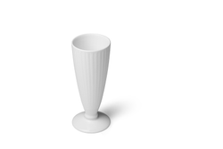 Ceramic Pot (Standard, White)