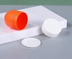 Round Pp Plastic Jar