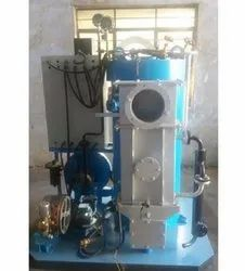 Oil & Gas Fired 300 kg/hr Instant Steam Generating Boiler