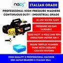 Italian Grade 150 Bar Commercial Car Washer Continuous Duty & Industrial Grade