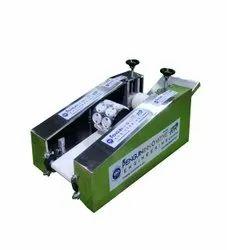 Small Pani Puri Making Machine