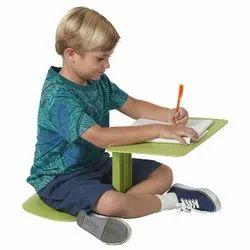 Z-Desk Lap Desk Kids Writing Table Study Table Laptop Table  Floor Desk One-Piece Design Kid Table