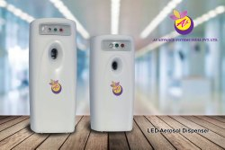 LED Air Freshener Dispenser