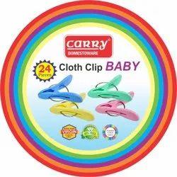 Cloth Clips Baby