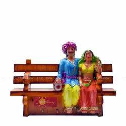 Plastic Showpiece Handicrafts