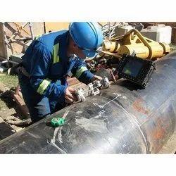 Non-Destructive UT Phase Shift Testing Services, For Petro-Chemical, Pressure Vessels