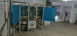 Fully Automatic Paper Dona Double Die Machine