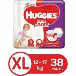 Huggies Wonder Pants - XL (38 Pieces)