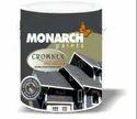 Monarch CROWNEX PREMIUM Weatherproof Exterior Finish Paint
