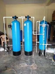 Demineralization Dm Water Treatment Plant