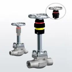 Series 2140 Shut-off valves for cryogenic applications