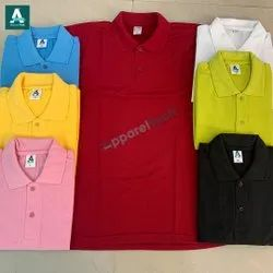 Appareltech Sublimation T-shirts Half Sleeve Polo T - Shirts