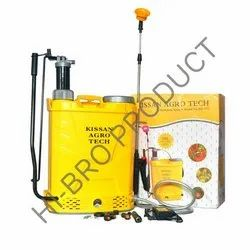 Battery Operated Agricultural Sprayer Puma Backpack 12 V 8 A 18 Lit.