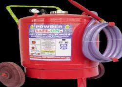 Success Mild Steel SAFE-ON 50 Kg DCP Fire Extinguisher