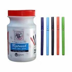 Ratnesh Simple Ball Pen Pack Of 25 Pens  Blue