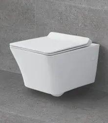 Radon Wall Hung Toilet Seat