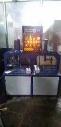 Plc Electric Panel Buffet Plate Machine