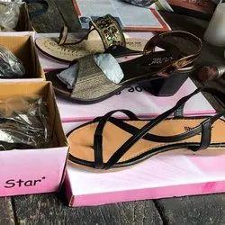 Daily Wear Fancy Women Footwear, 4 - 8