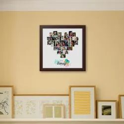Customised Photo Collage Frame Gift for Love
