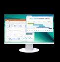 EIZO-EV2460 black LCD monitor 23.8 inch price