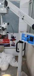 Carl Zeiss Eye Microscope