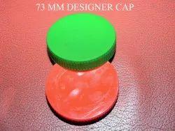 73 MM Designer Cap