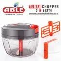 2 in 1 vegetable cutter  (600ml)