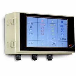 AC Voltage Current Logger