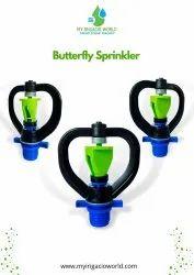 Butterfly Water Sprinkler Head