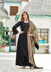 Siddhi Sagar Zainab Winter Wear Pashmina Collection
