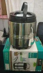 4 Liter Steel Water Jug Ice Bucket