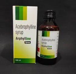Acebrophyline 100ml Syrup