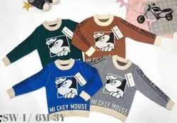 Kids Imported Soft Material Sweater