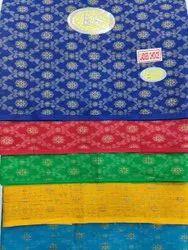 Printed Cotton Jacquard Blouse Fabric