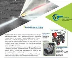 CVT Drain Cleaning Machine