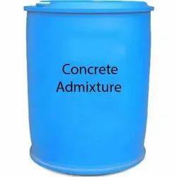 CONCRETE ADMIXTURE COMPOUND