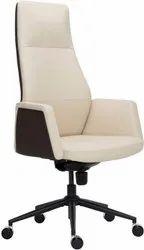 Ergonomic Leather Executive Chair
