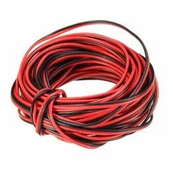 Double Core PVC Insulated Electrical Wire, Wire Size: 2.5 Sqmm