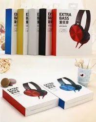 Xb450 Extra Bass Headphones