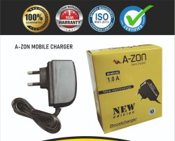 High Black Mobile Phone Charger